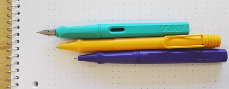 NEU!!! LAMY safari candy – special edition