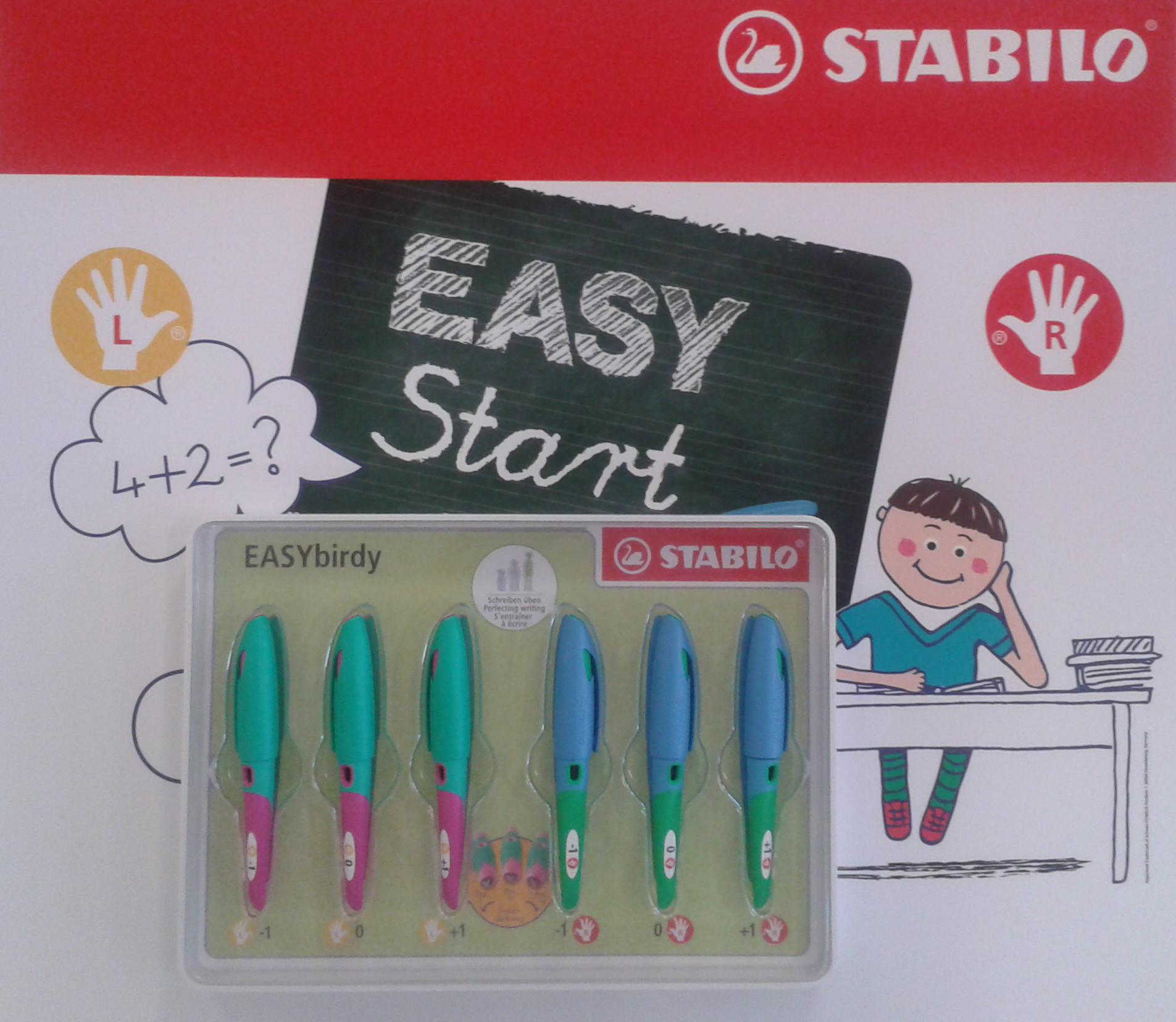 STABILO-EASYbirdy