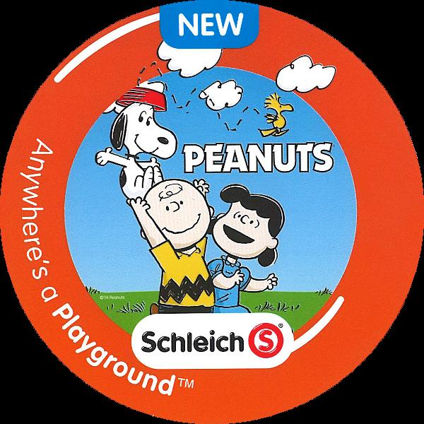 Schleich - Die Peanuts
