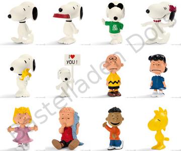Schleich Einzelfiguren Peanuts